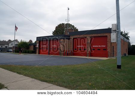 Joliet Fire Department Station 8