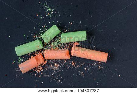 Broken Chalk