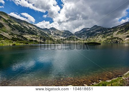 Popovo Lake, Pirin Mountain, Bulgaria