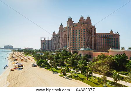 Atlantis Hotel In Dubai, Uae