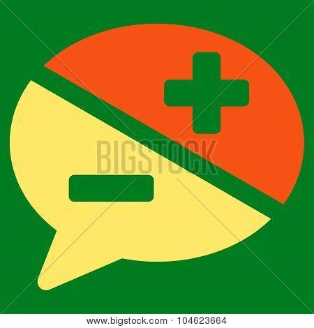 Arguments Icon