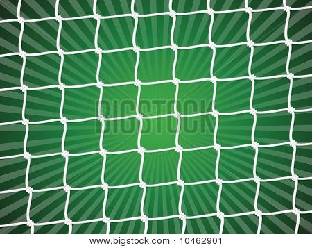 soccer or volley net background