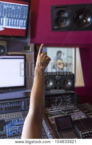 Sound Engineer Sign