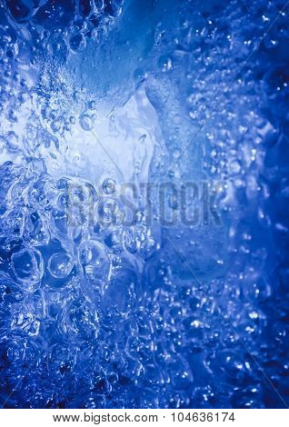 Blue water texture , nice background for your projects