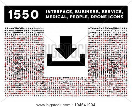 Download Icon and More Interface, Business, Tools, People, Medical, Awards Flat Vector Icons