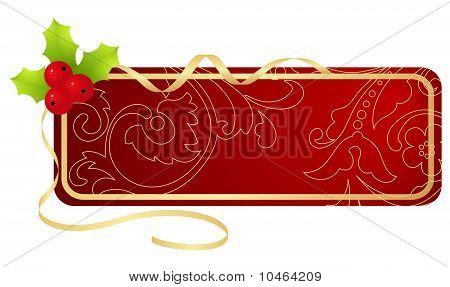Weihnachten-Tablet