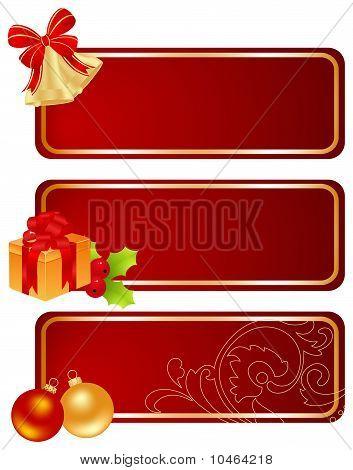 Three Christmas Tablets