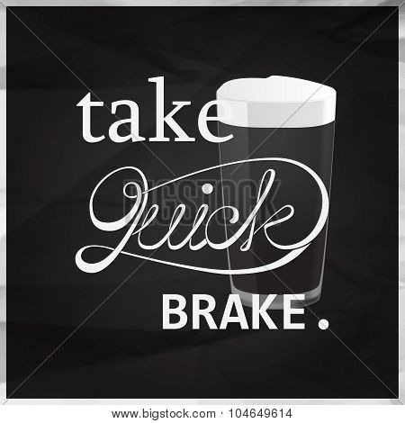 Take Quick Brake Quote