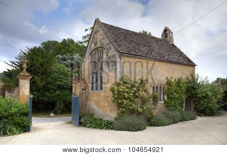 Small Cotswold Chapel, England