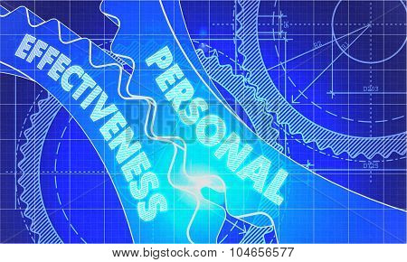 Personal Effectiveness on Blueprint of Cogs.