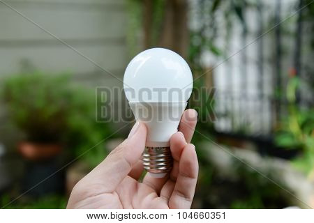 Led Bulb - New Technology Of Energy