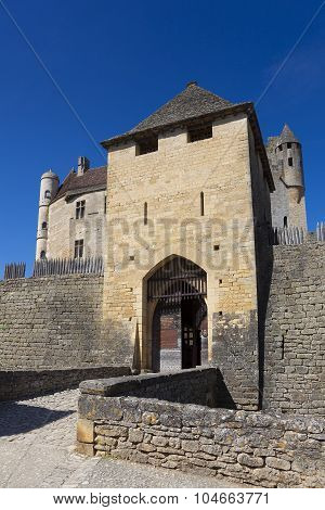Castle Of Beynac,  Beynac-et-cazenac, Dordogne, Aquitaine, France