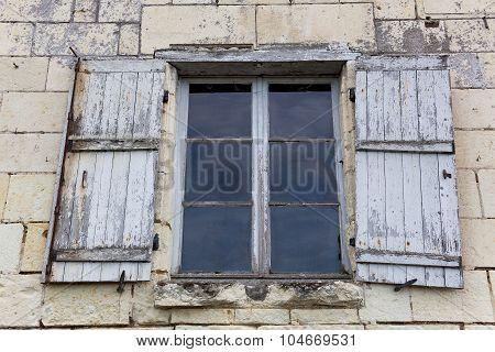 Architecture Of Souzay-champigny,  Maine-et-loire, Pays De La Loire, France