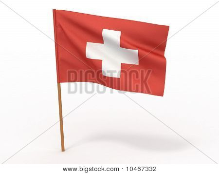 Flag Of Switzerland