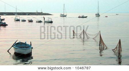 Bay Of Agropoli