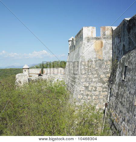 San Pedro De La Roca Castle, Santiago De Cuba Province, Cuba