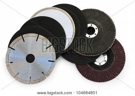 Abrasive Flap Grinding Discs