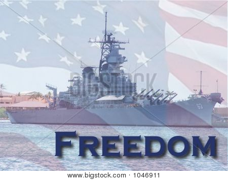 The American Spirit Of Freedom