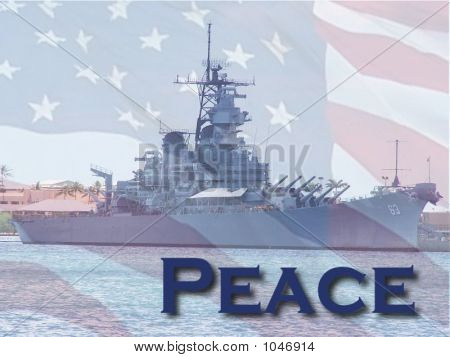 The American Spirit Of Peace