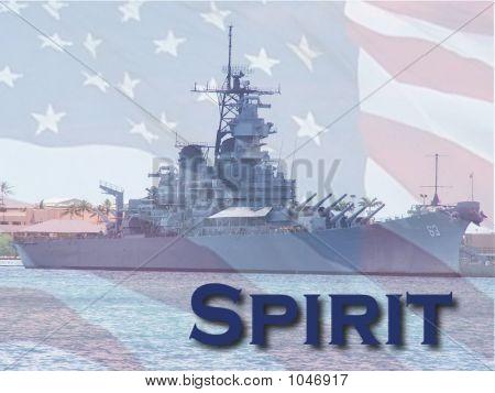 The American Military Spirit