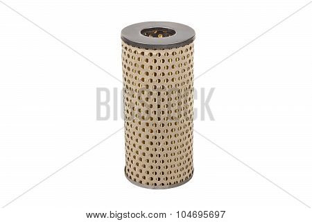 The oil filter