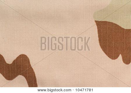 Desert Camouflage Fabric