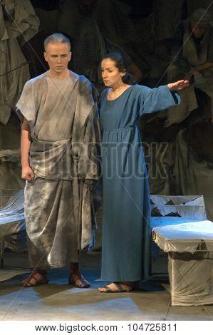 Rufinus And Priscilla