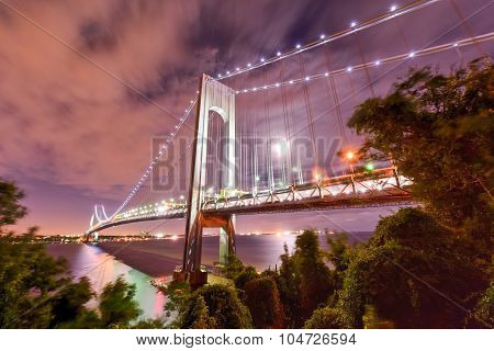 Verrazano Bridge Underpass