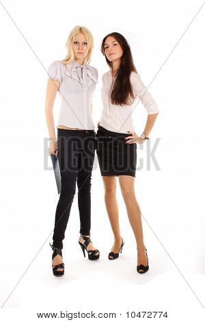 Two Businesswoman