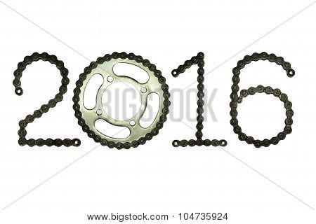 2016 Of Chain