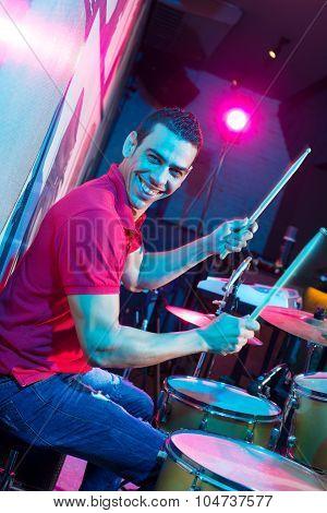 Drum Performer