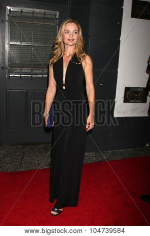 LOS ANGELES - OCT 11:  Carrie Schroeder at the Les Girls 15 at the Avalon Hollywood on October 11, 2015 in Los Angeles, CA