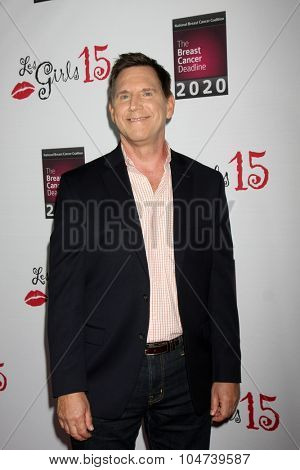 LOS ANGELES - OCT 11:  Tim Bagley at the Les Girls 15 at the Avalon Hollywood on October 11, 2015 in Los Angeles, CA