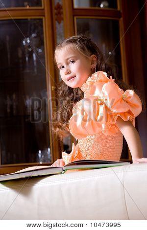Chica de lectura