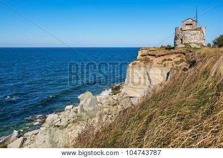Paldiski Cliffs. Estonia