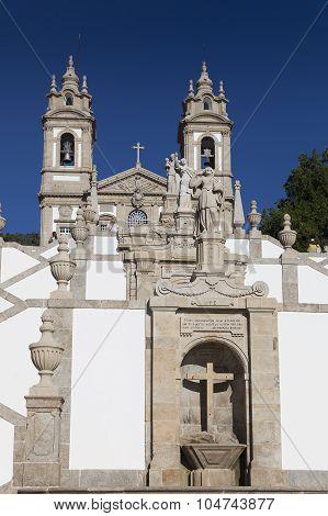 Bom Jesus Do Monte, Braga, Nord, Portugal