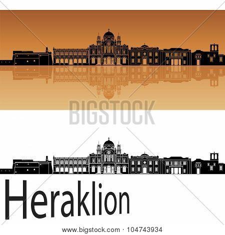 Heraklion Skyline