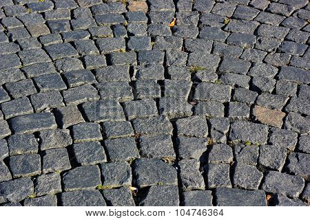paving stone pavement