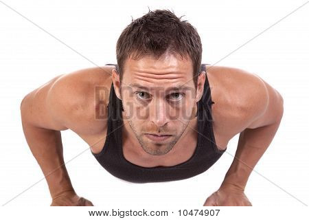 Push Up Intense