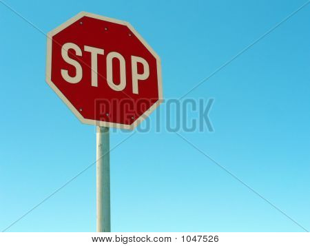 Stop Sign 02
