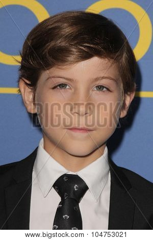LOS ANGELES - OCT 13:  Jacob Tremblay at the
