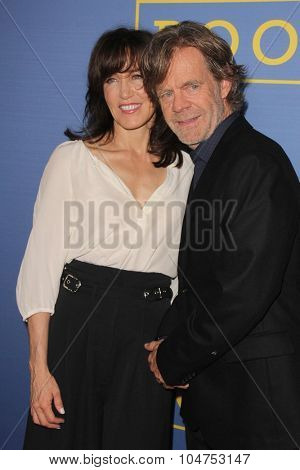 LOS ANGELES - OCT 13:  Felicity Huffman, William H Macy at the