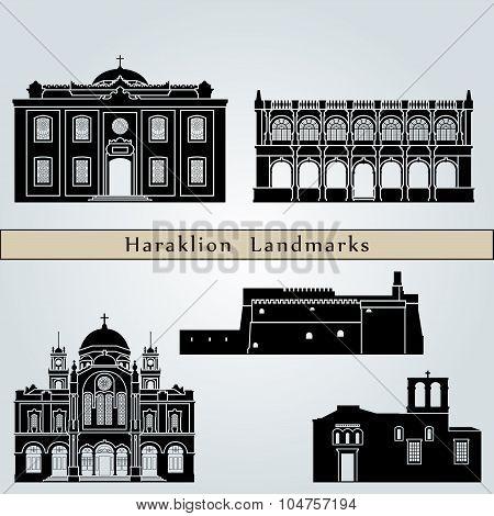 Heraklion Landmarks