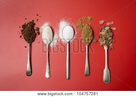 Five Teaspoons Of Sugar A Day For Children