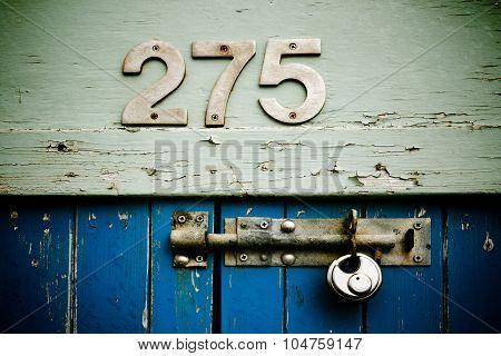 275 Lock