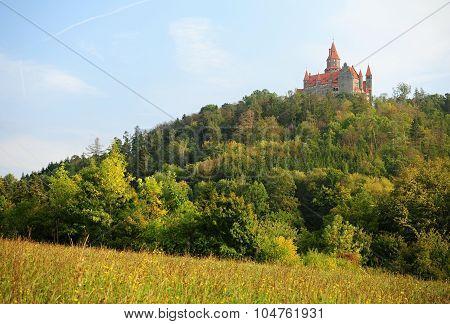 Castle Bouzov