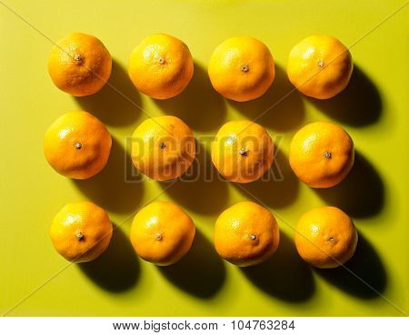 Satsumas Or Tangerines