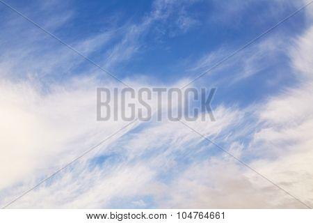 Amazing Cirrus Clouds