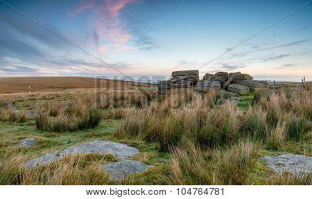 Okehampton Camp On Dartmoor