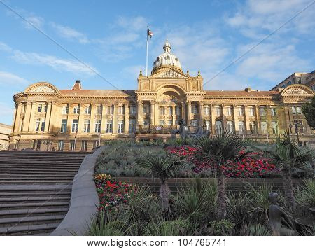 City Council In Birmingham